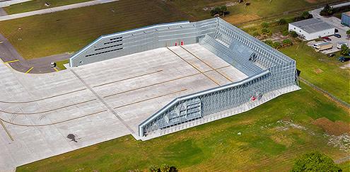 Ground Runup Enclosure: Tampa International Airport Airport